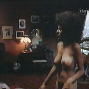 Pam Grier in Hitman