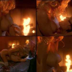 Pamela Anderson in Naked Souls