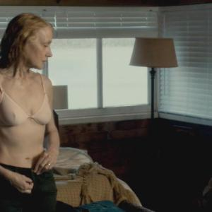 Patricia Clarkson in October Gale