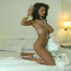 Petra Verkaik in Motel Shoot