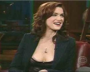 Rachel Weisz in The Late Late Show with Craig Kilborn