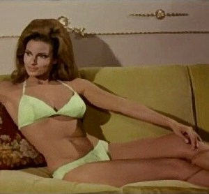 Raquel Welch in Fathom