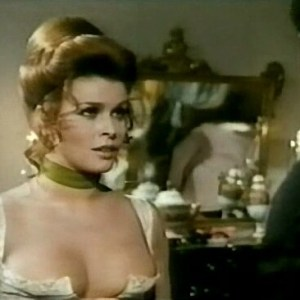 Senta Berger in Unknown
