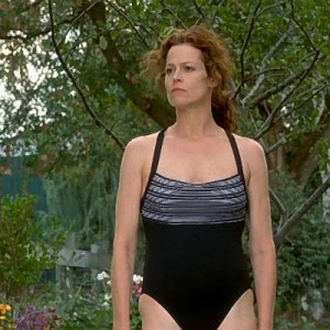 Sigourney Weaver in A Map of the World