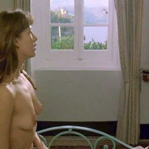 Sophie Marceau in Beyond the Clouds