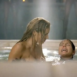 Tabrett Bethell in Legend of the Seeker