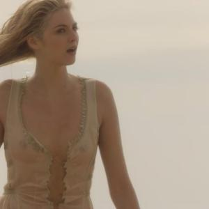 Tamsin Egerton in Camelot