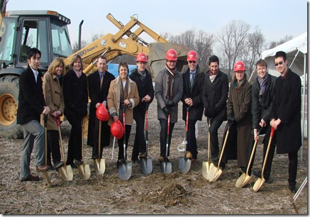 schar usa team thumb Schar Breaks Ground on New US Facility