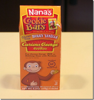 027 thumb Review: Nana's Cookie Bars