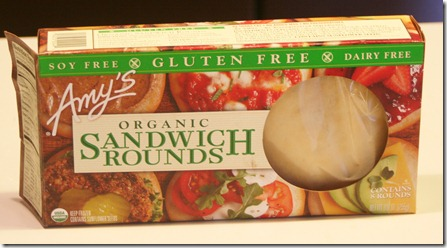 019 thumb Review: Amy's Kitchen Gluten Free Sandwich Rounds
