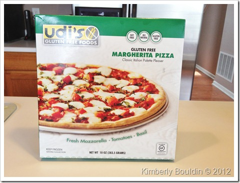 IMG 1228 thumb Review: Udi's Gluten Free Frozen Pizza