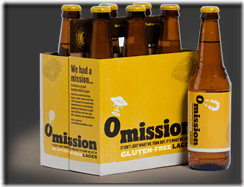 Omission Lager 7 Bottle thumb Review: Omission Lager & Pale Ale