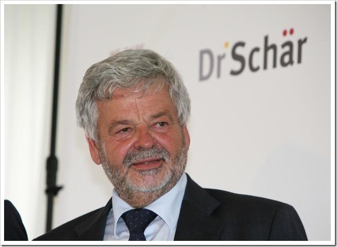 Dr. Schar Group Owner & President - Ulrich Ladurner
