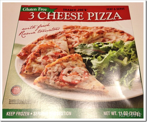 IMG 3432 thumb Review: Trader Joe's Gluten Free Pizza