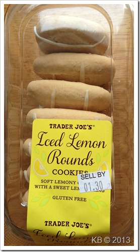 IMG 4795 thumb Review: Trader Joe's Gluten Free Iced Lemon Rounds