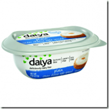 Plain cream cheese PRODUCT page 0 thumb Daiya Introduces New Products