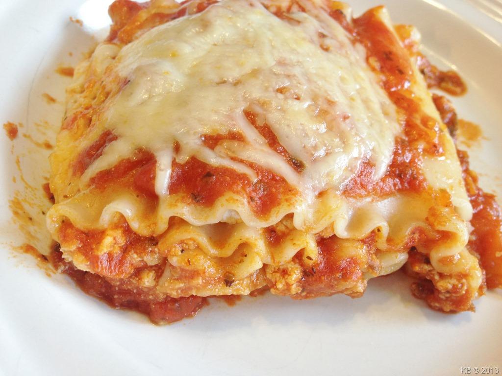 Recipe: Gluten-Free Lasagna Roll Ups