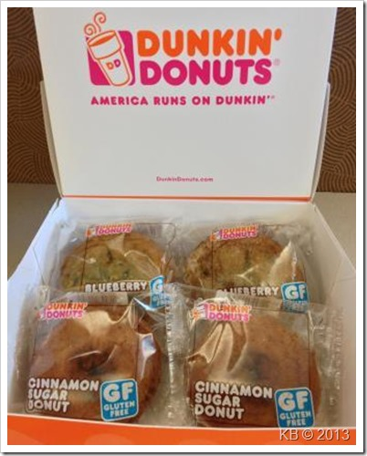 dddonut thumb Dunkin Donuts to Offer Gluten Free Treats Nationwide