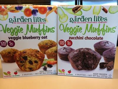 Review garden lites veggie muffins - Garden lites blueberry oat muffins ...