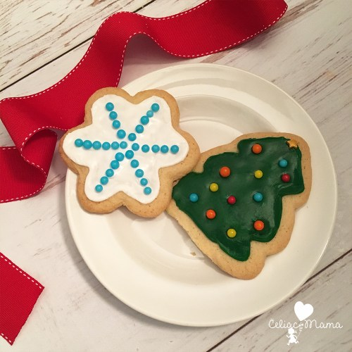 Medium Of Gluten Free Christmas Cookies