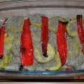 legume la cuptor cu usturoi