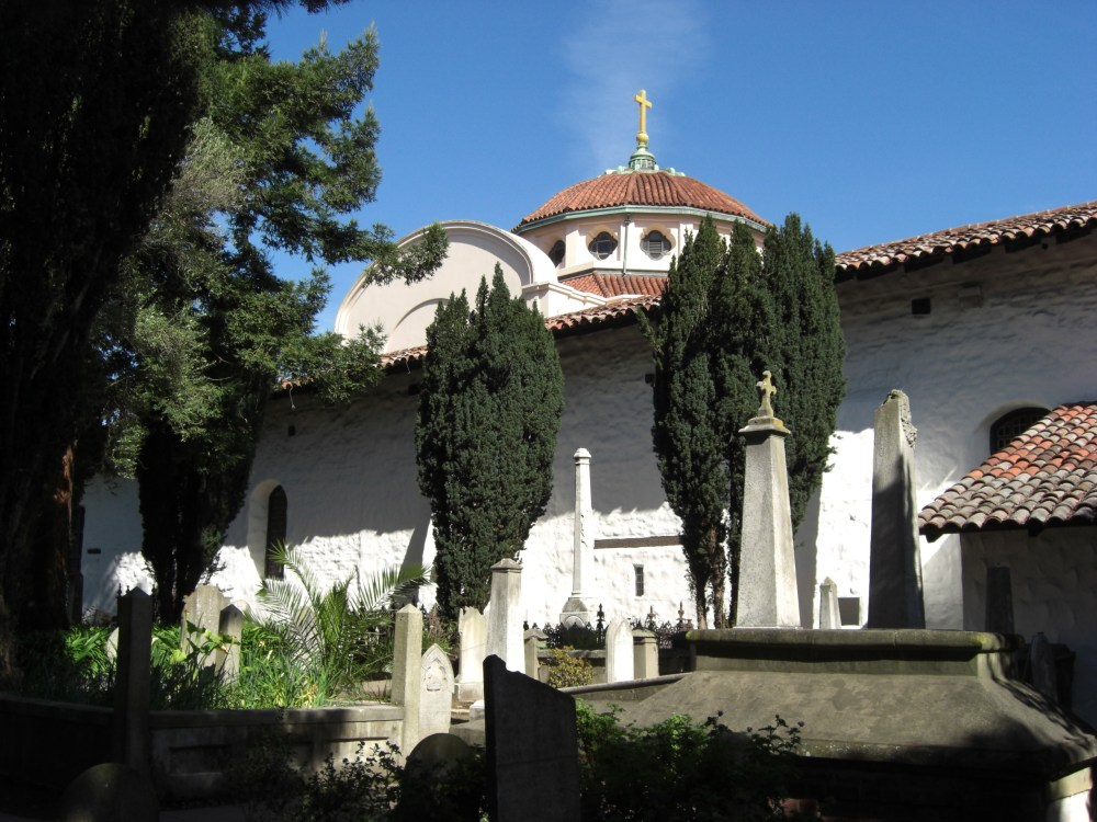 Cemetery of the Week #13: Mission Dolores Cemetery