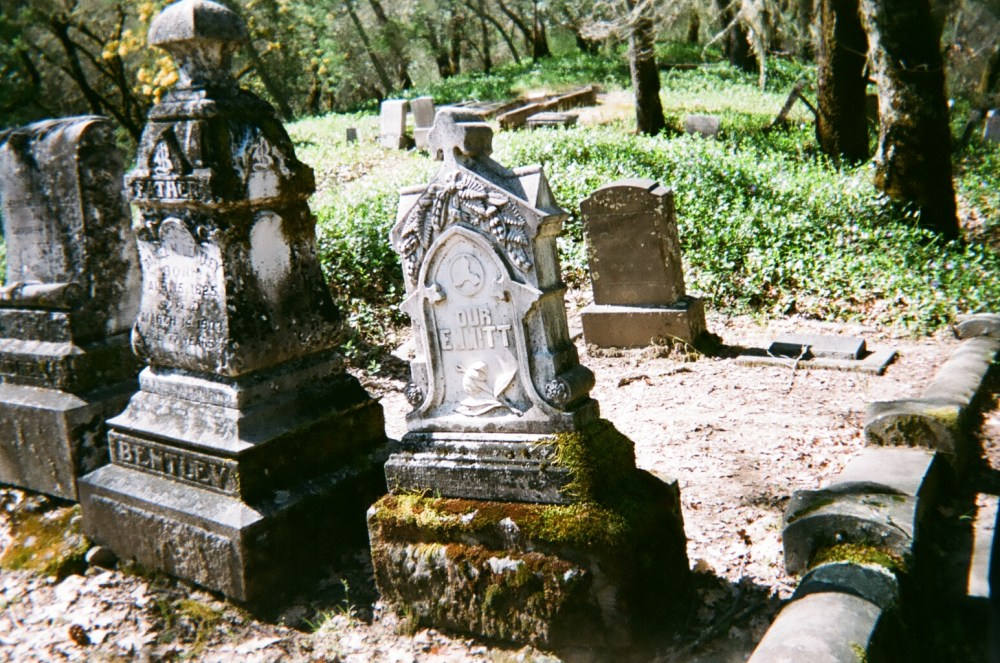Cemetery of the Week #37:  Calistoga Pioneer Cemetery