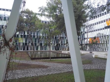 Instalaciones en el Parque Científico