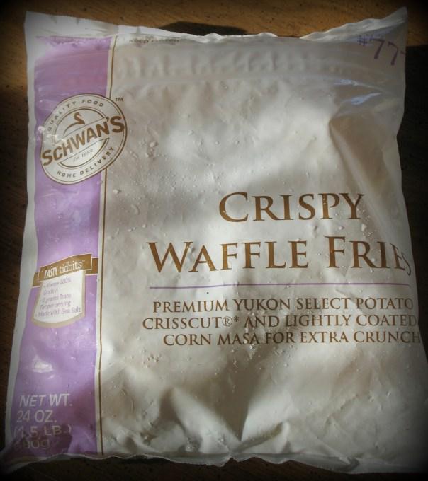 Schwan's Waffle Fries