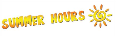 sumemr-hours