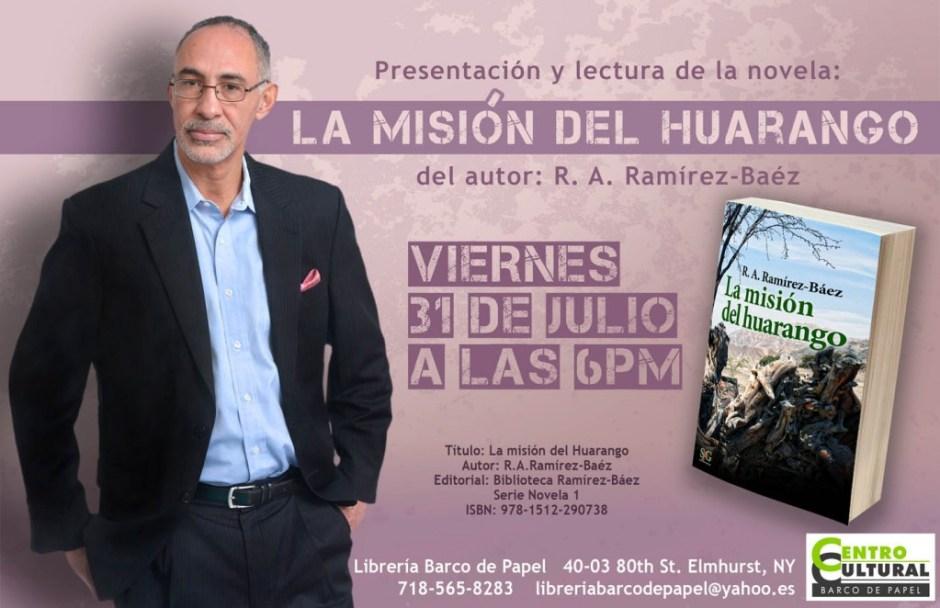 La misión del Huarango