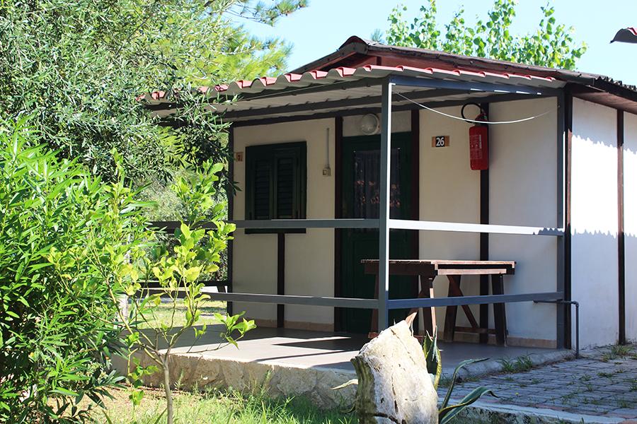 Bungalow coibentato 4 posti - centro vacanze sfinalicchio vieste