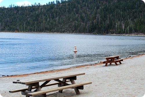 emerald bay beach