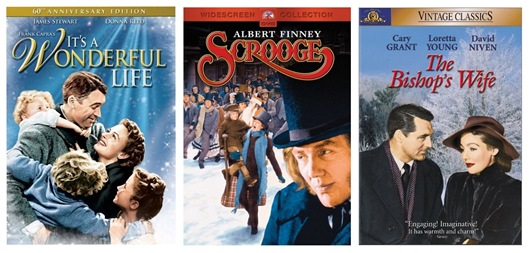 fav christmas movies