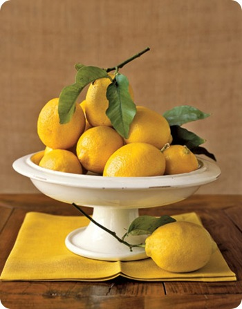 country living lemons
