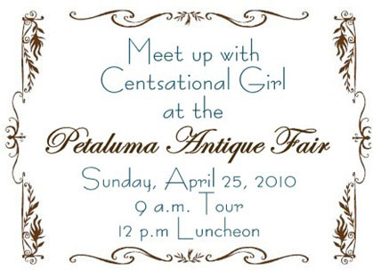 cg antique fair invite