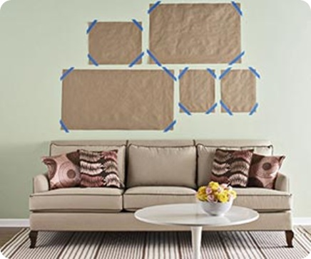 bhg arranging art