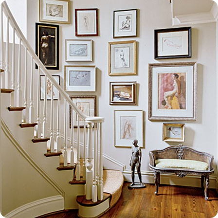 wall gallery southern accents