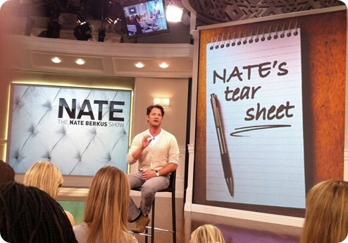 nate show