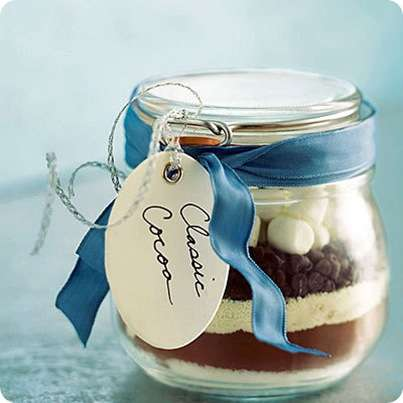 cocoa in a jar via apt therapy