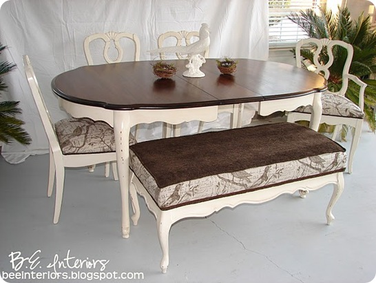 bee interiors provencial table