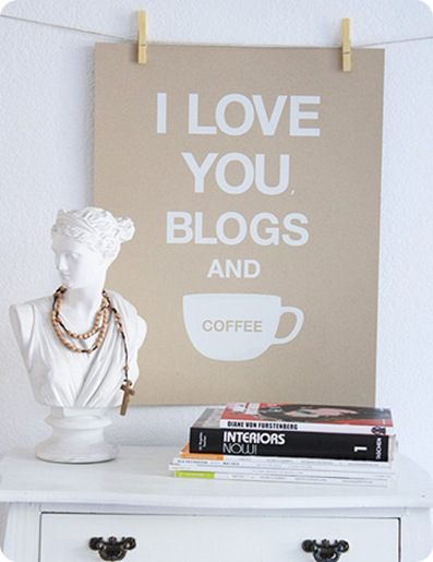 blogs and coffee madebygirl