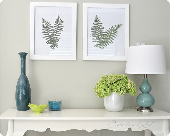 cg fern wall art