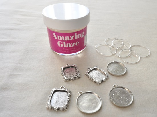 amazing glaze and charms