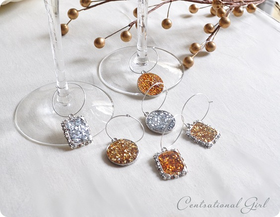diy wine glass charms cg
