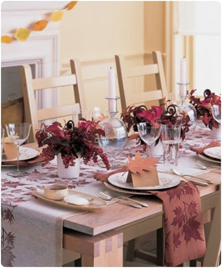 low table centerpiece martha stewart