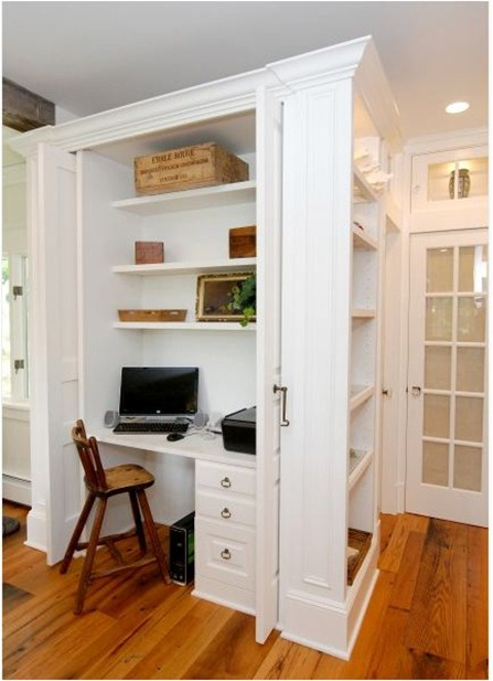 closet office houzz