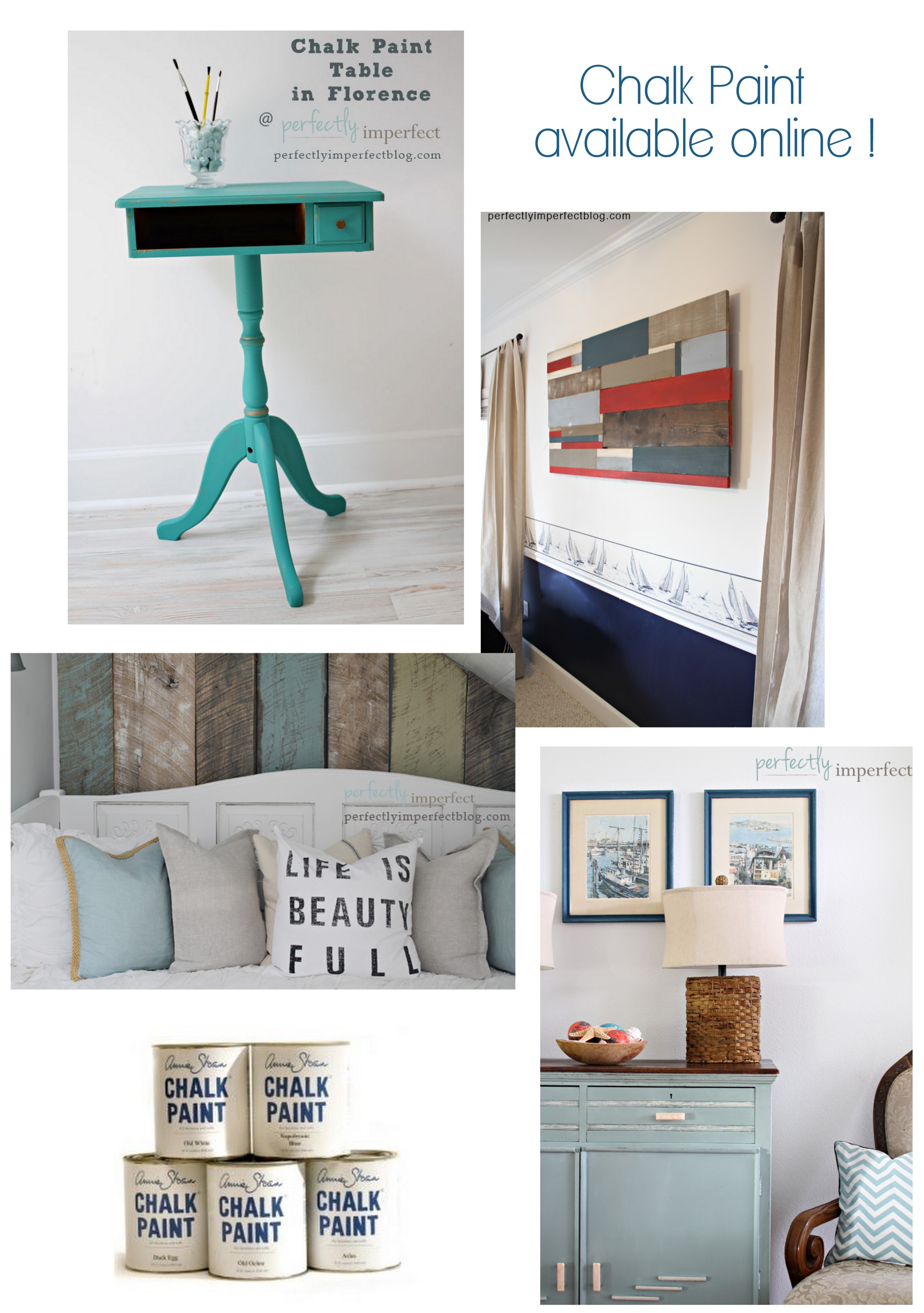 Purchase annie sloan chalk paint - You Can Now Purchase Any Of The Annie Sloan Chalk Paint Colors Through Shaunna Including The Newest Color On The End Table Pictured Above A Vivid And Rich