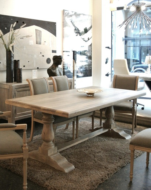 dream trestle table