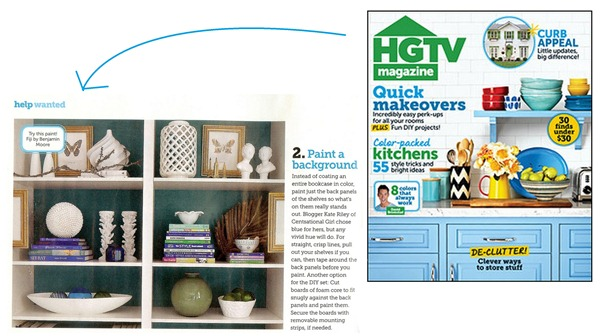sept issue hgtv